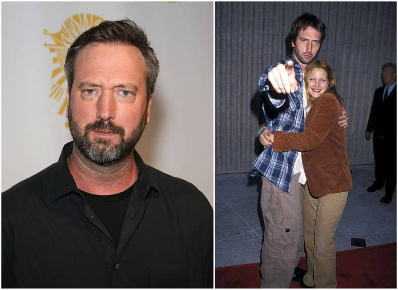 Drew Barrymore's love life - ex-husband Tom Green