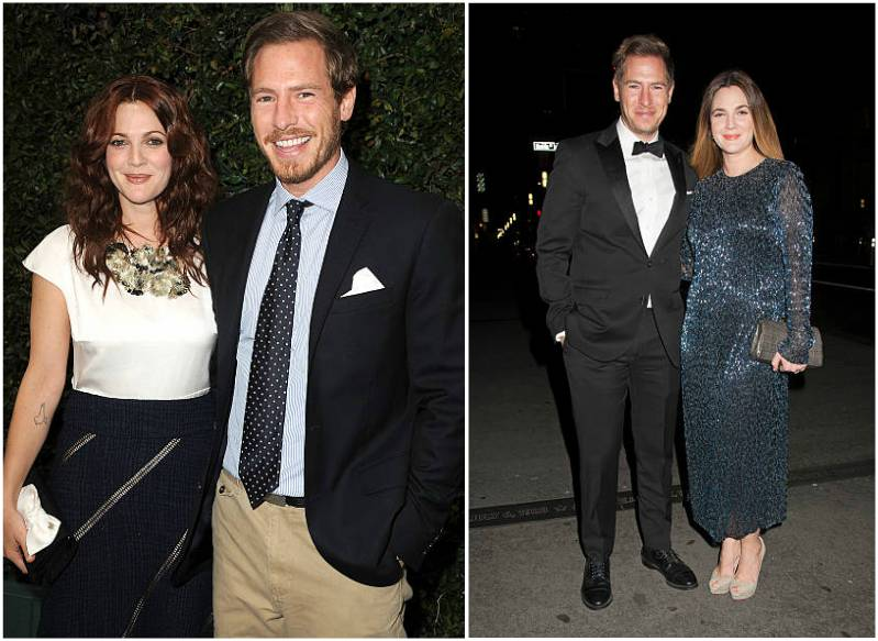 Drew Barrymore's love life - ex-husband Will Kopelman