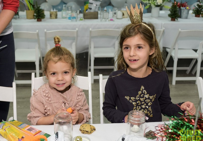 Drew Barrymore's children - daughters