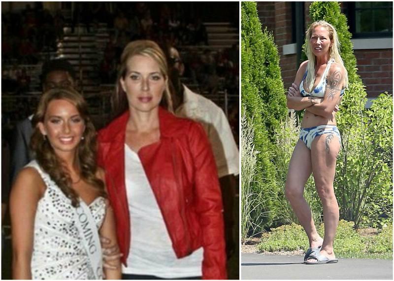 Eminem's family - ex-wife Kimberly Anne Scott