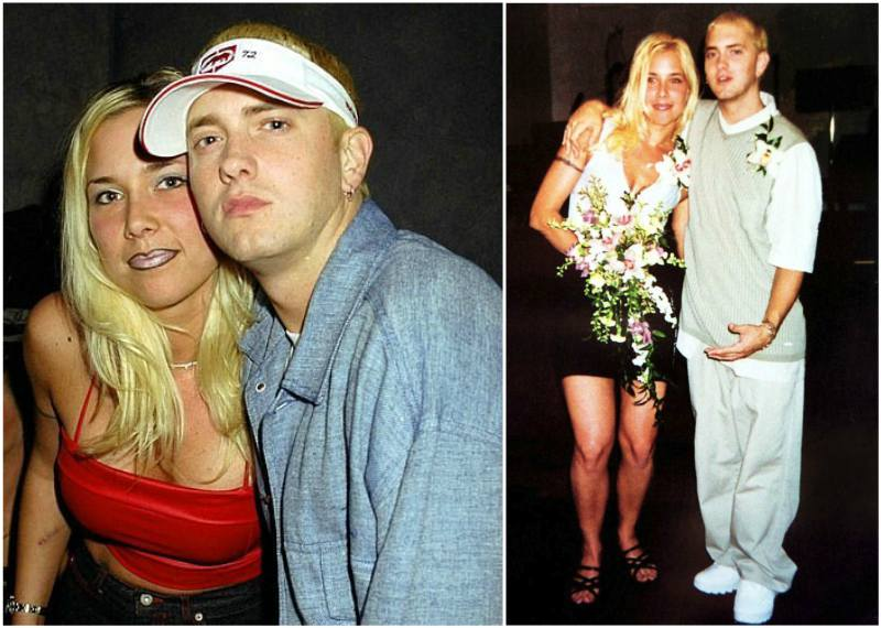 Eminem And Wife 2017