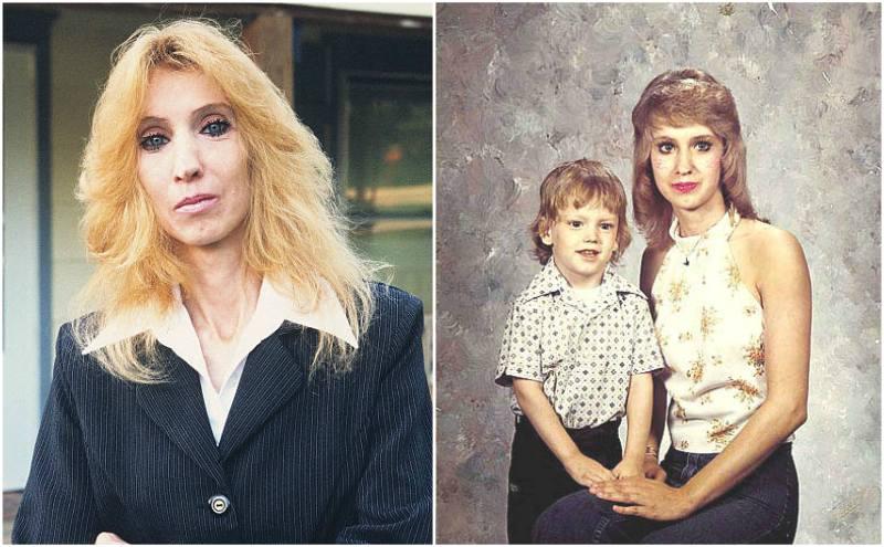 Eminem's family - mother Deborah Rae Nelson
