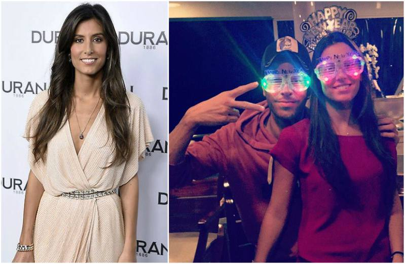 Enrique Iglesias' siblings - half-sister Ana Boyer