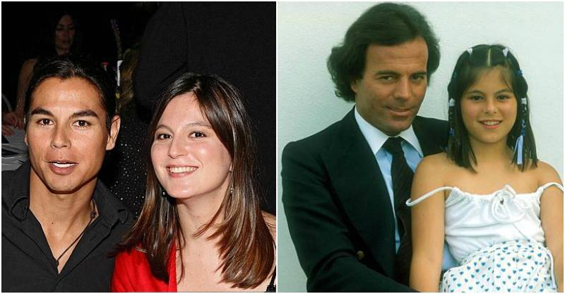 Enrique Iglesias' siblings - sister Chabeli Iglesias
