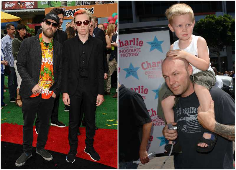 Fred Durst's children - son Dallas Durst