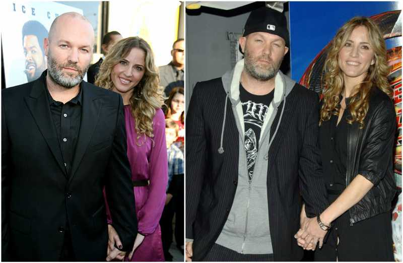 Fred Durst's family - ex-wife Esther Nazarov