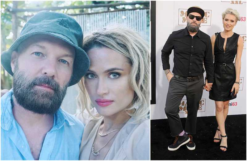 Fred Durst's family - wife Kseniya Durst