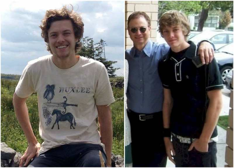 Gary Sinise's children - son McCanna Anthony Sinise