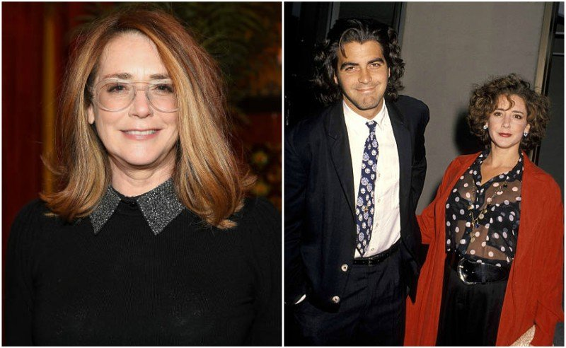 George Clooney's family - ex-wife Talia Balsam