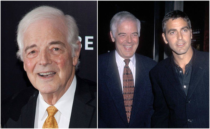 George Clooney's family - father Nick Clooney