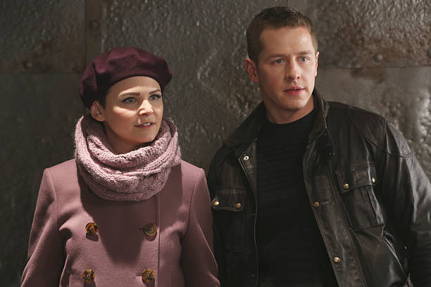 Ginnifer Goodwin's family - husband Josh Dallas