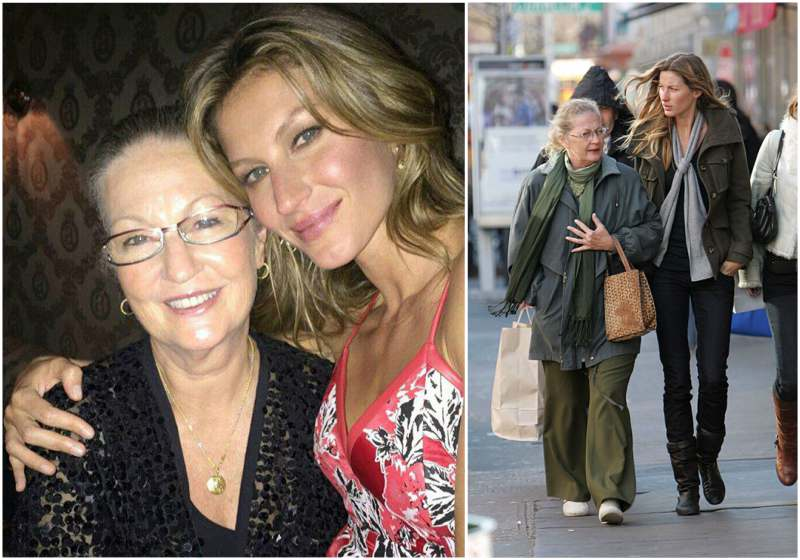 Gisele Bundchen's family - mother Vania Nonnenmacher