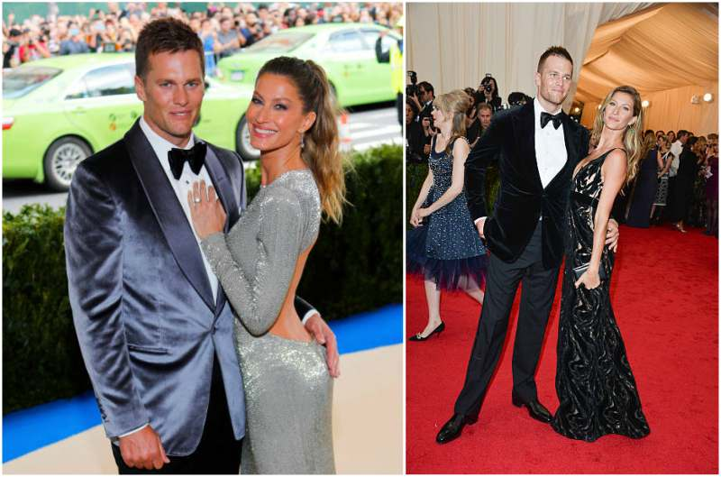 Gisele Bundchen's family - husband Tom Brady