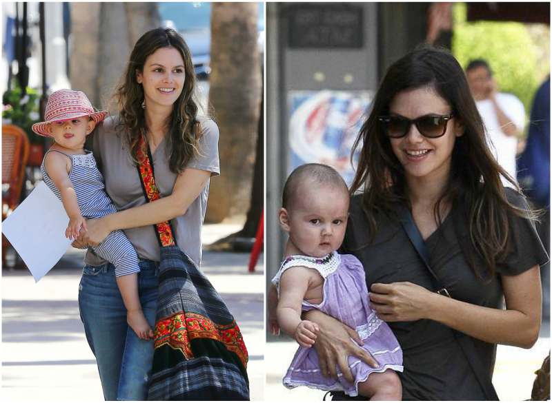 Hayden Christensen and Rachel Bilson's children  - daughter Briar Rose Christensen