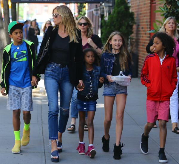 Heidi Klum's children