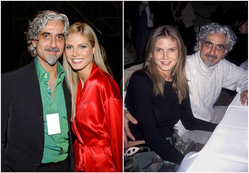 Heidi Klum's family - ex-husband Ric Pipino