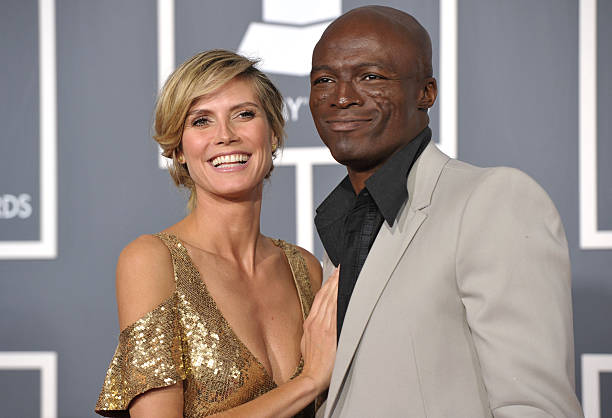 Heidi Klum's family - ex-husband Seal