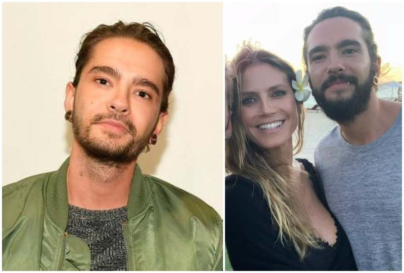 Heidi Klum's family - fiancé Tom Kaulitz