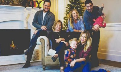 Hilary Duff's family: parents, siblings, husband and kids