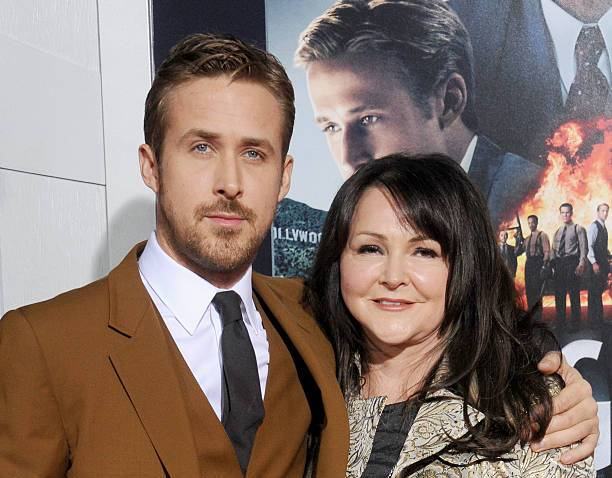 Ryan Gosling's family - mother Donna Gosling