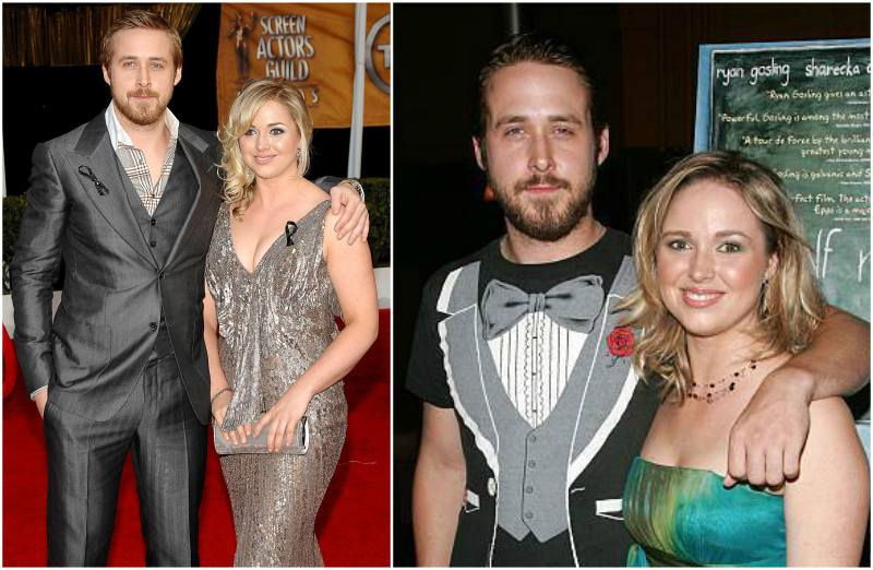 Ryan Gosling's siblings - sister Mandi Gosling