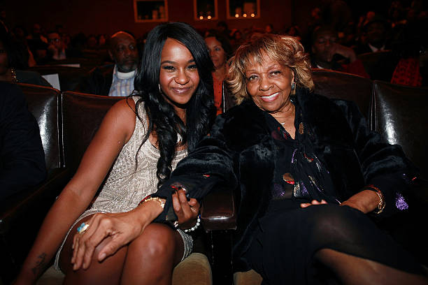 Whitney Houston's children - daughter Bobbi Kristina Brown