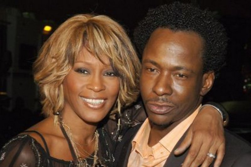 Whitney Houston's family - ex-husband Bobby Brown