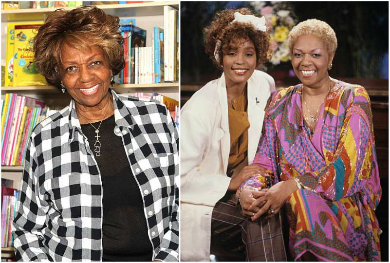 Whitney Houston's family - mother Cissy Houston