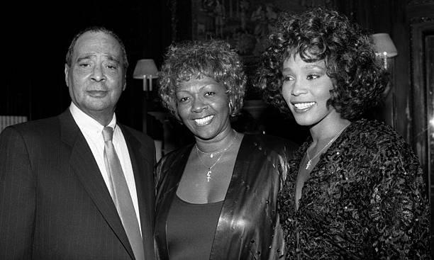 Whitney Houston's family - parents