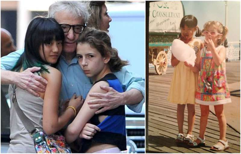 the dramatic private family of eccentric filmmaker woody allen
