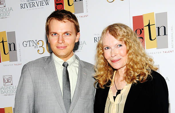 Woody Allen's children - son Ronan Farrow