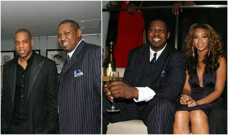Jay-Z siblings - brother Eric Carter