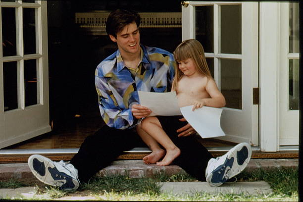 Jim Carrey's children - daughter Jane Erin Carrey