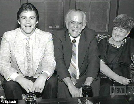 Jim Carrey's family - parents