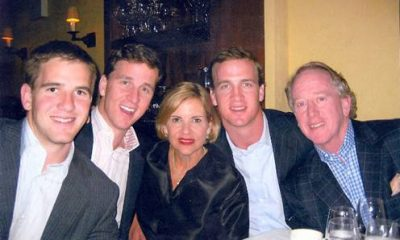 Peyton Manning's family: parents, siblings, wife and kids