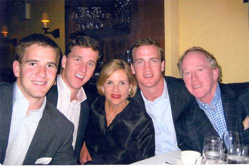 All Time Greatest Quarterback Peyton Manning And Family