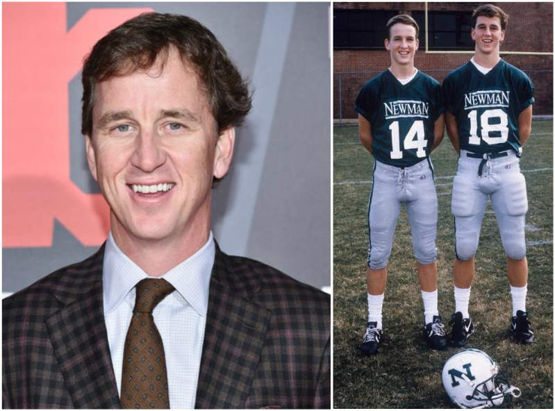 Peyton Manning's siblings - brother Cooper Manning