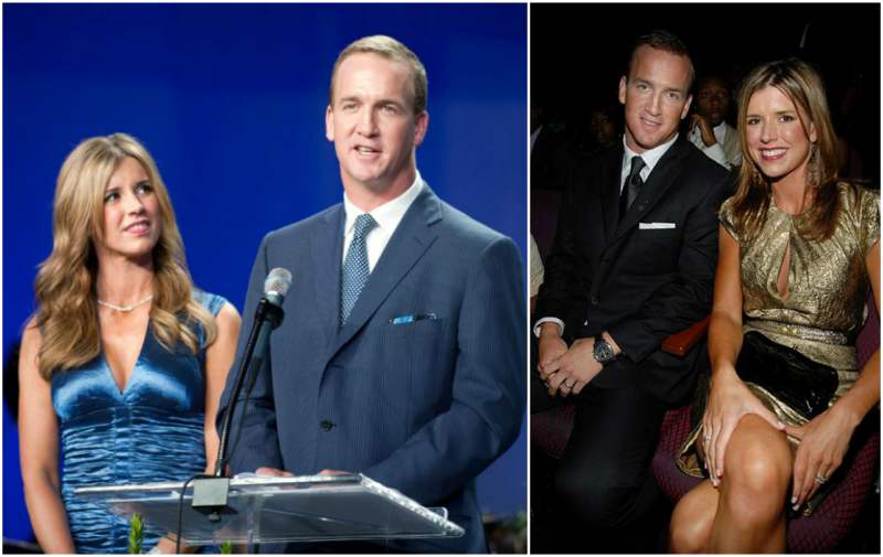 Peyton Manning's family - wife Ashley Thompson