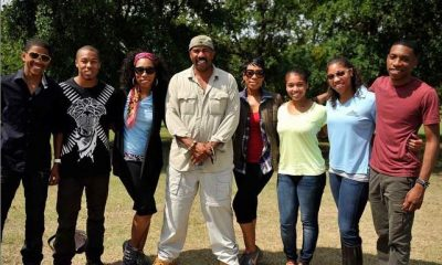 Steve Harvey's family: parents, siblings, wife and kids