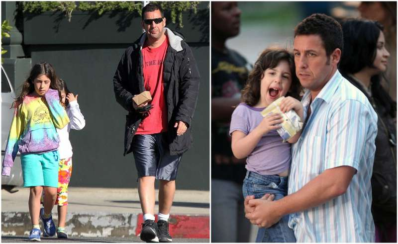 Adam Sandler's children - daughter Sadie Madison Sandler