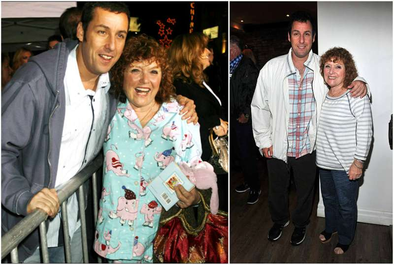 Adam Sandler's family - mother Judith Sandler