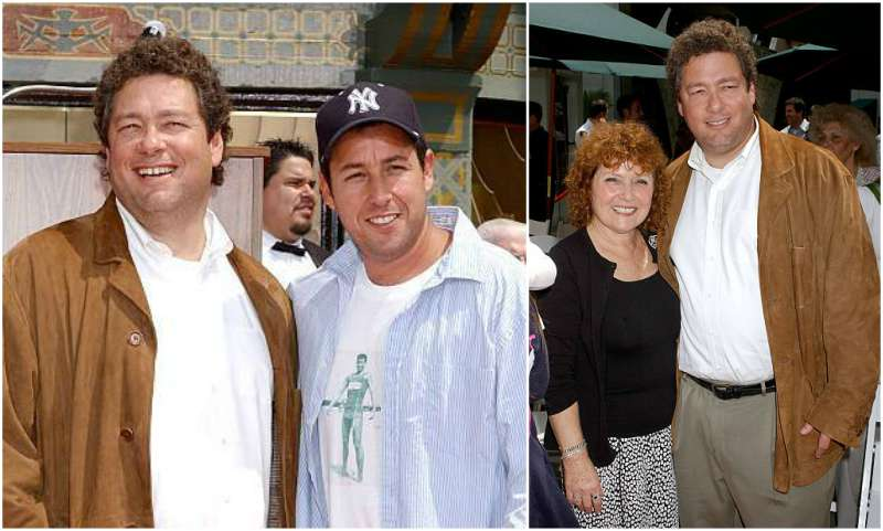 Adam Sandler's siblings - brother Scott Sandler