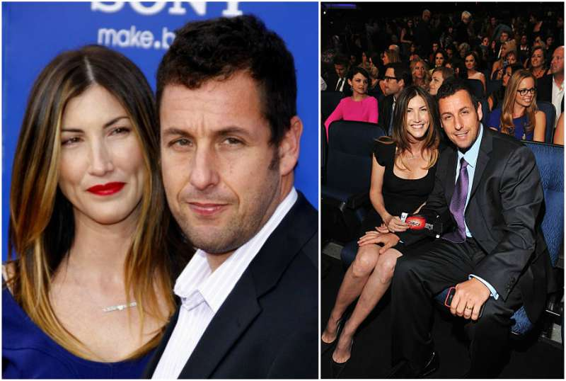 Adam Sandler's family - wife Jackie Samantha Sandler