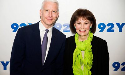 Anderson Cooper's family: parents, siblings, partner and kids
