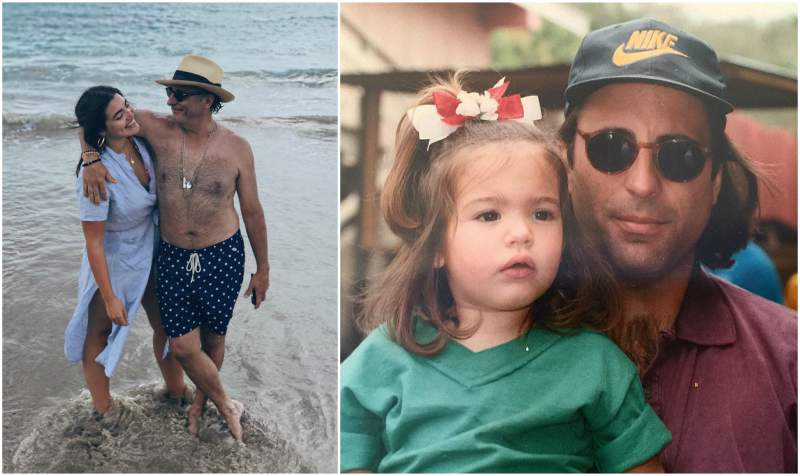 Andy Garcia's children - daughter Alessandra Garcia-Lorido