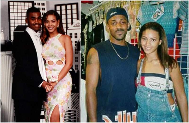 Beyonce's family - ex-boyfriend Lyndall Locke
