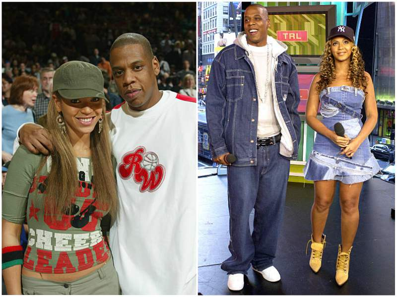 Beyonce's family - husband Shawn Corey Carter