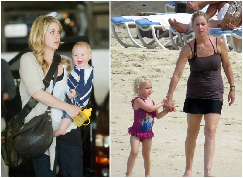 Christina Applegate's children - daughter Sadie Grace LeNoble