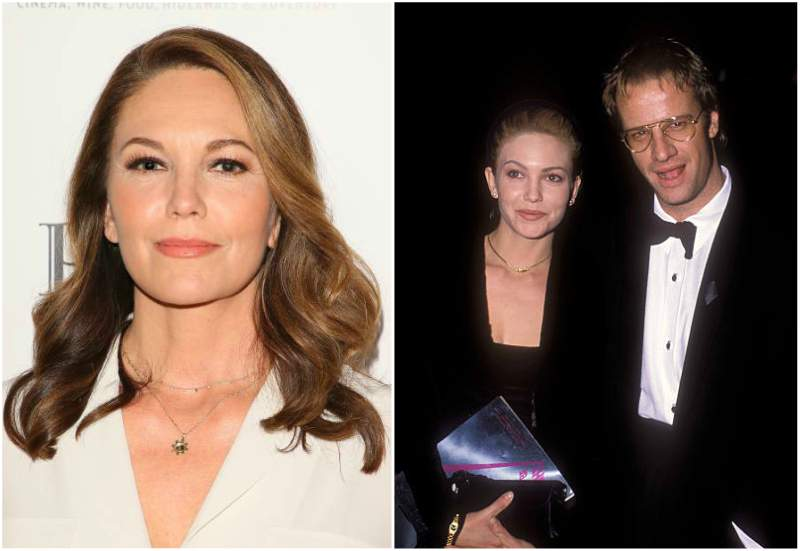 Christopher Lambert's family - ex-wife Diane Lane
