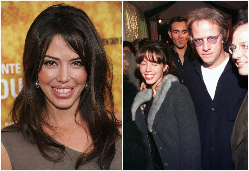 Christopher Lambert's family - ex-wife Jaimyse Haft